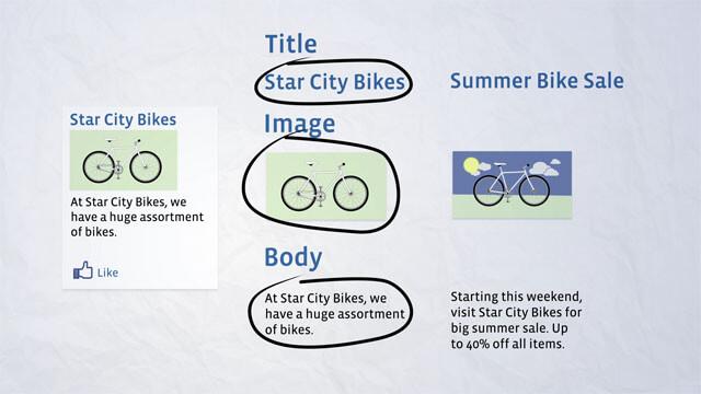 Facebook Designing Ad