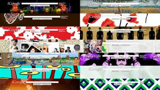 iGoogle Artists Themes