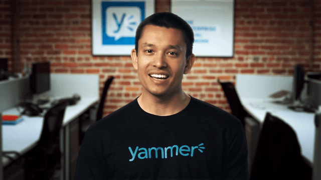 yammer-launch