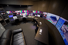 Transvideo Studios Control Room